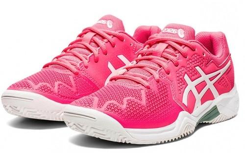 Детские теннисные кроссовки Asics Gel-Resolution 8 GS