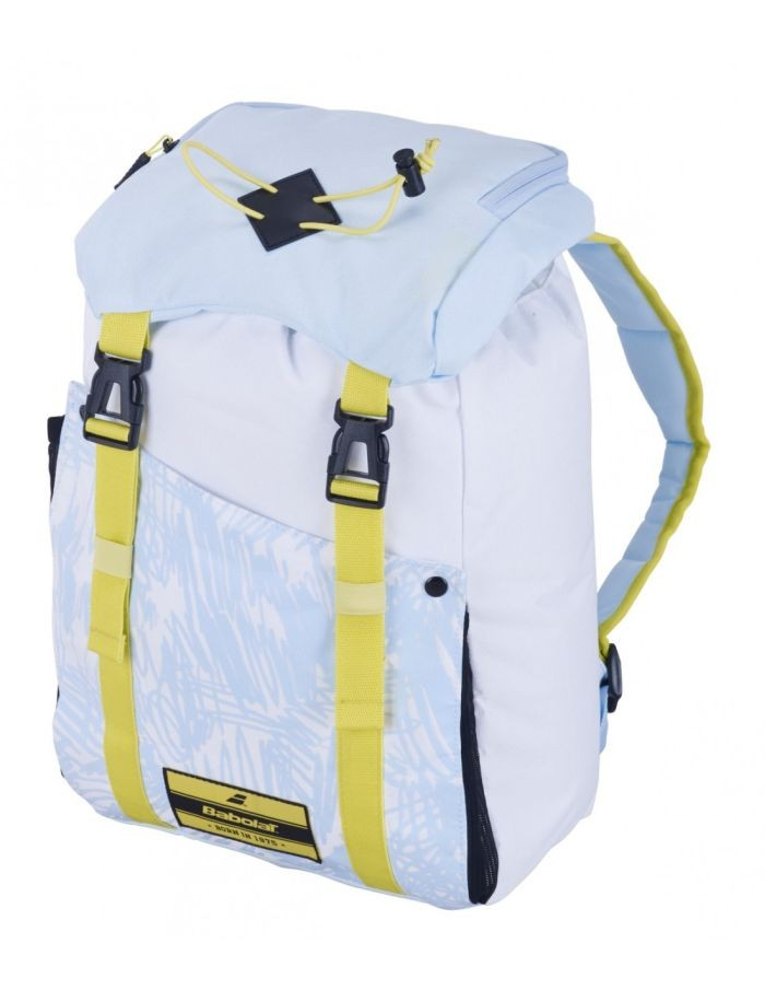 Теннисный рюкзак детский Babolat Classic Junior Girl white/blue