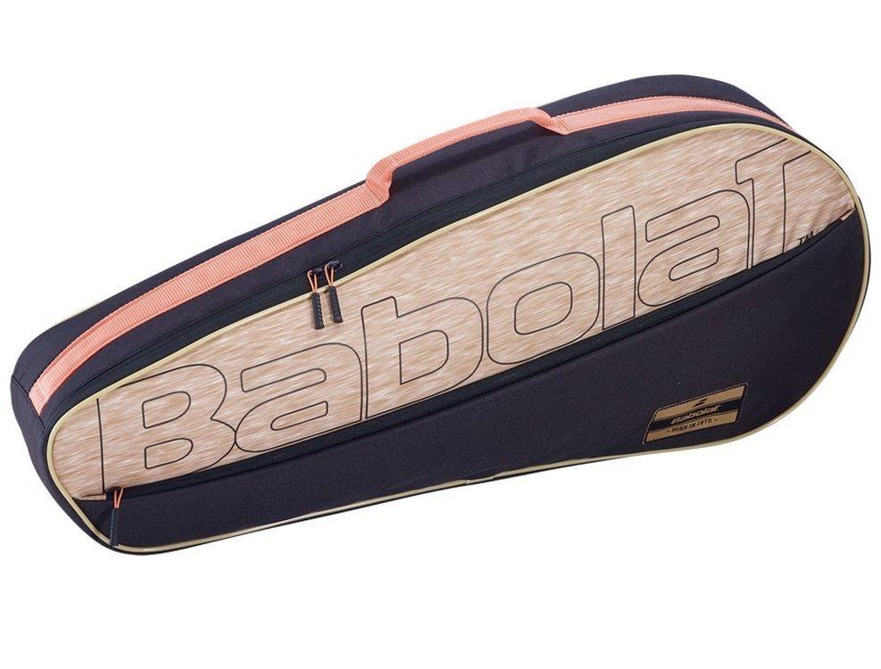Теннисная сумка Babolat Essential Club x3 black/beige