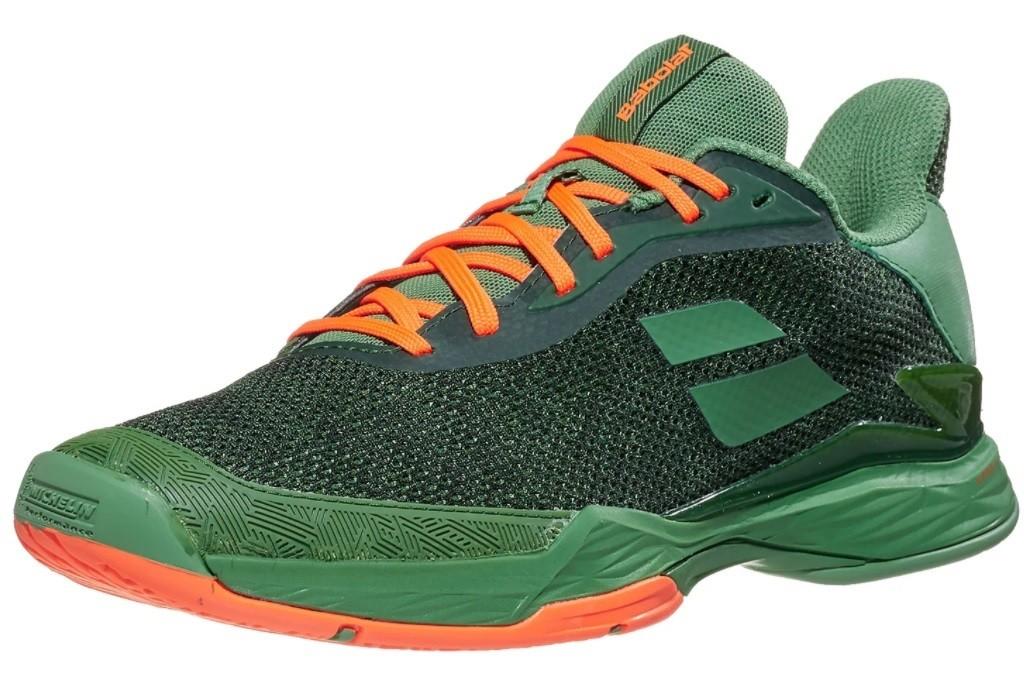 Теннисные кроссовки мужские Babolat Jet Tere All Court Men foliage green