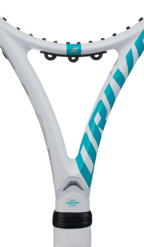 Теннисная ракетка Babolat Drive Gamer Lite white/blue