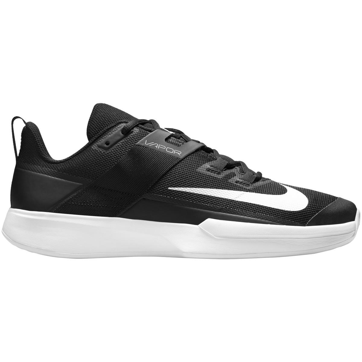 Теннисные кроссовки мужские Nike Court Vapor Lite black/white