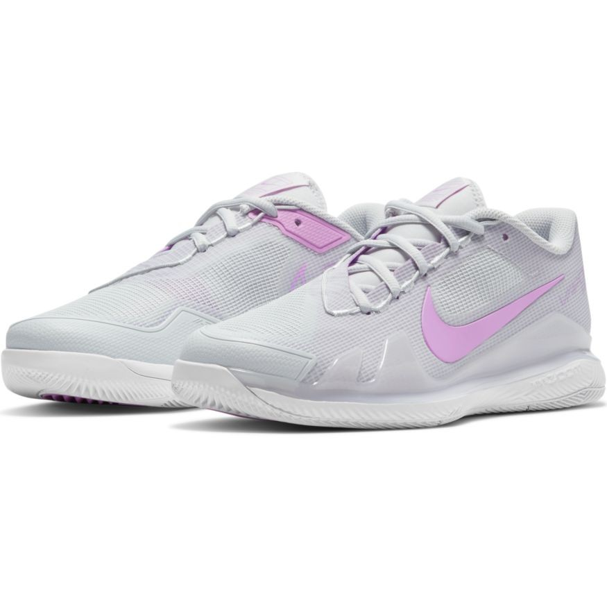 Теннисные кроссовки женские Nike Air Zoom Vapor Pro photon dust/fuchsia glow/white