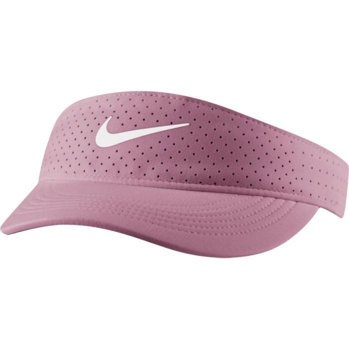 Козырек Nike Court Womens Advantage Visor elemental pink/white