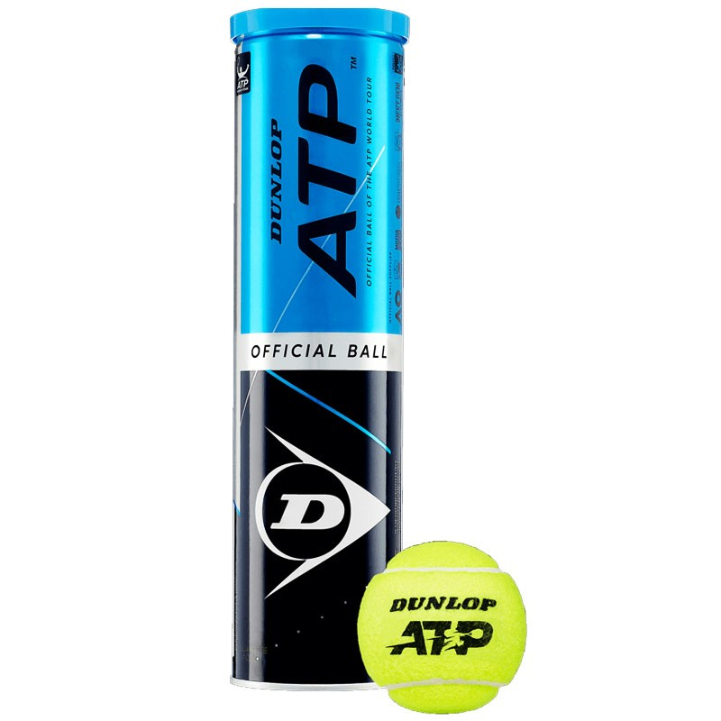 Dunlop ATP All Court 4-Ball