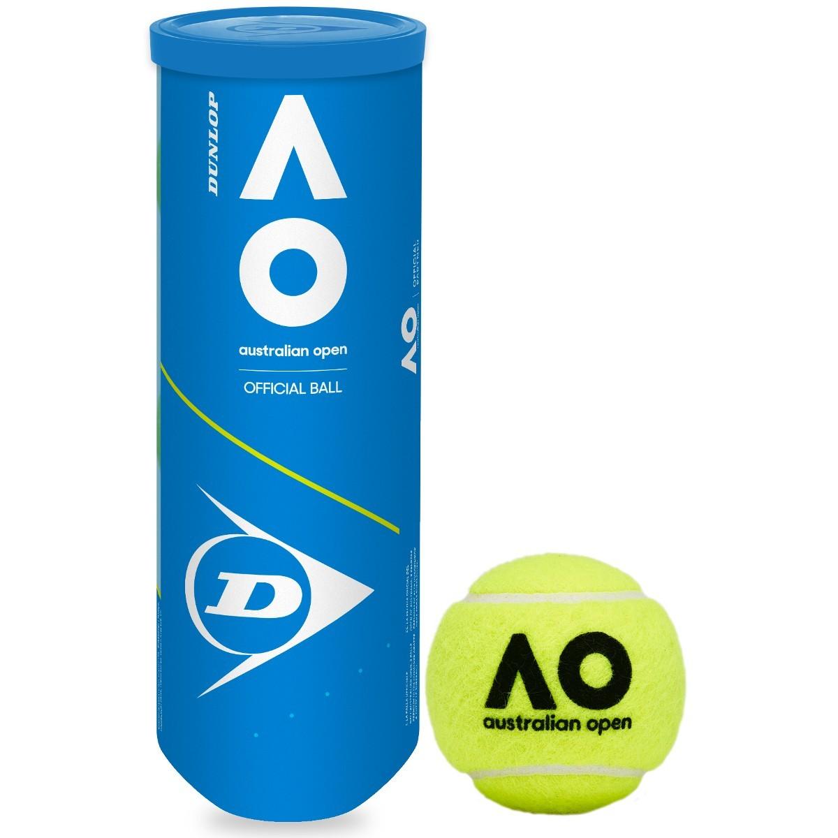 Dunlop Australian Open 3-Ball