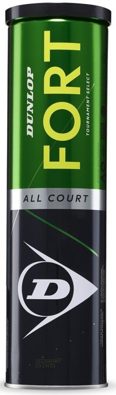 Dunlop Fort TS All Court 4-Ball