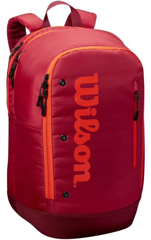 Теннисный рюкзак Wilson Tour Backpack maroon