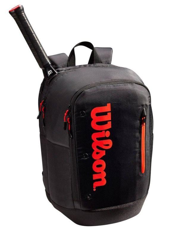 Теннисный рюкзак Wilson Tour Backpack red/black