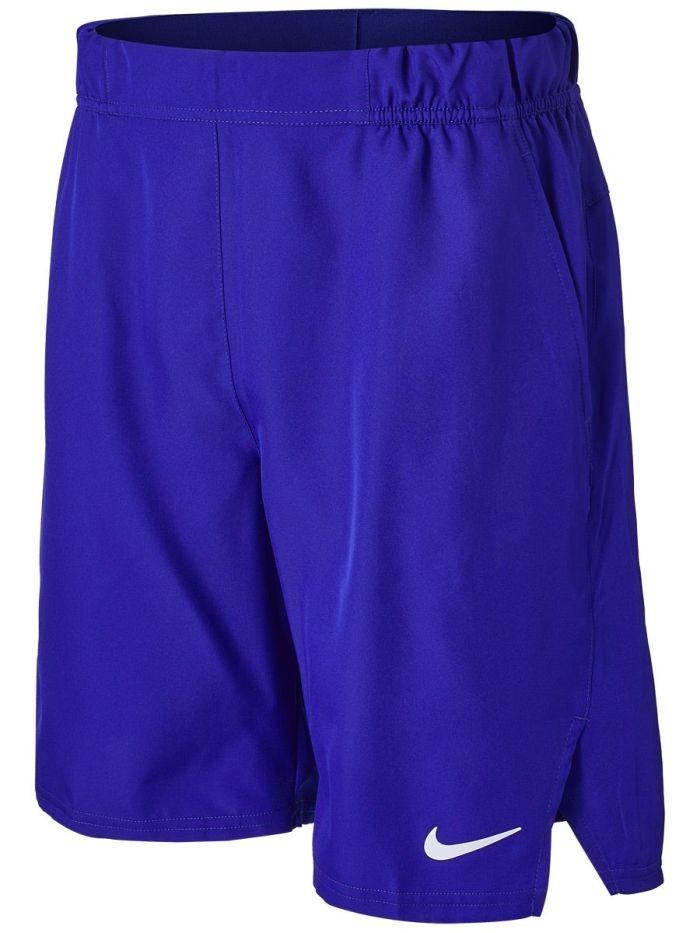 Теннисные шорты мужские Nike Court Flex Victory 9IN Short concord/white