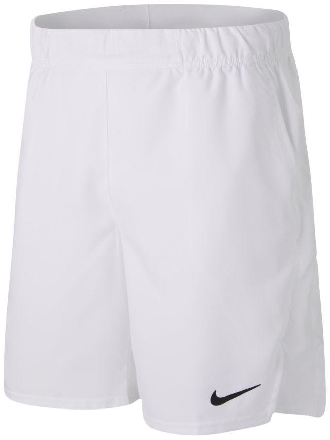Теннисные шорты мужские Nike Court Flex Victory 7in Short white/black