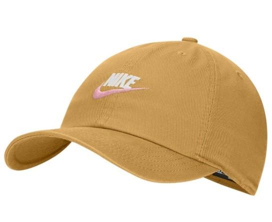 Кепка детская Nike H86 Cap Futura Youth beige/white