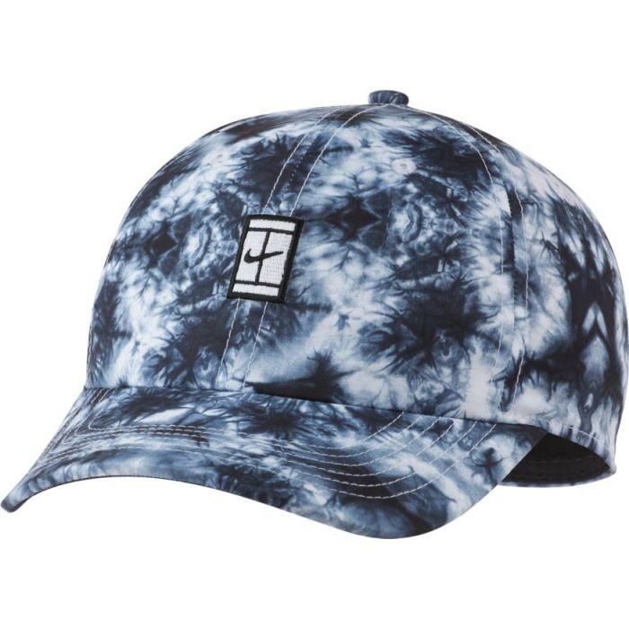 Теннисная кепка Nike Heritage 86 Cap Court Logo Seasonal black/white