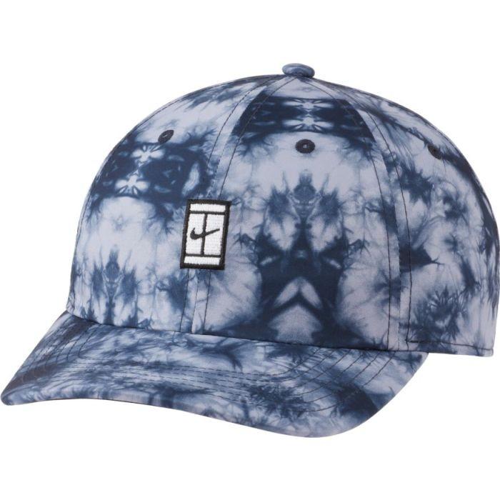 Теннисная кепка Nike Heritage 86 Cap Court Logo Seasonal indigo haze