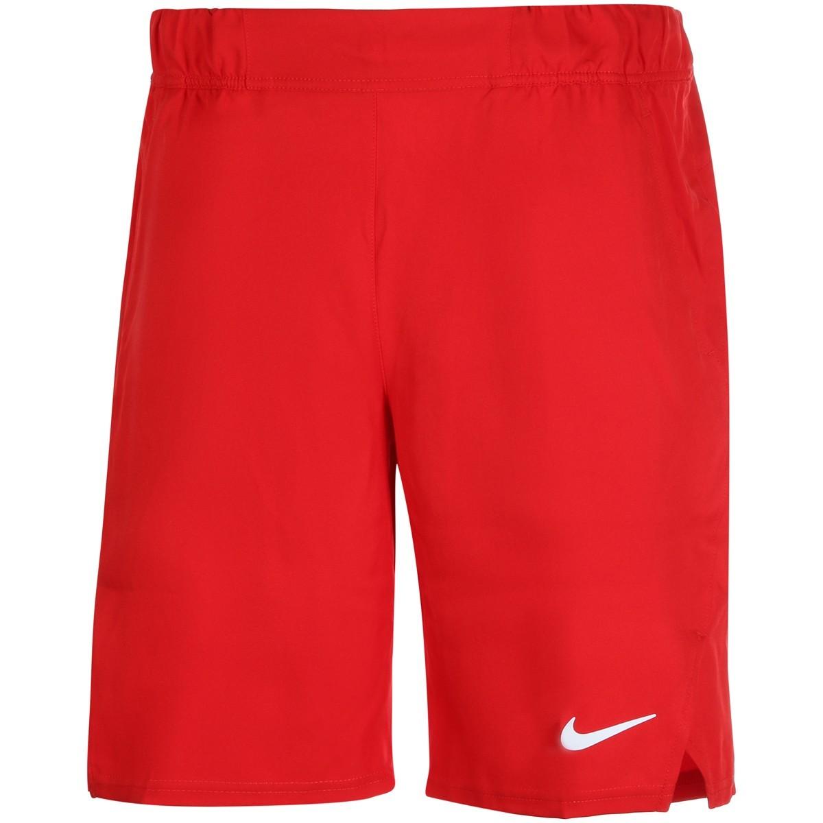 Теннисные шорты мужские Nike Court Flex Victory 9IN Short university red/white