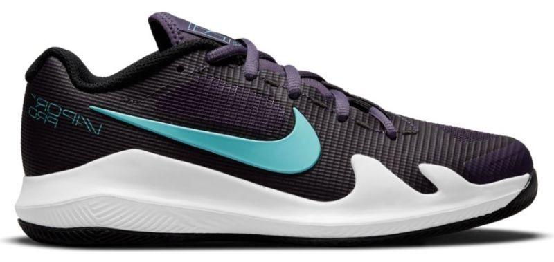Детские теннисные кроссовки Nike Vapor Pro Jr dark raisin/copa/black/white