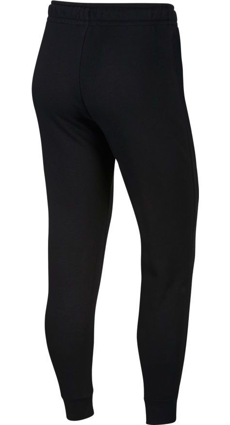 Спортивные штаны женские Nike Essential Pant Regular Fleece black/white