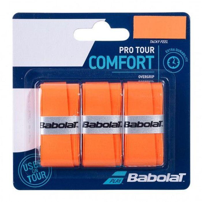 Намотка Babolat Pro Tour (3 шт.) orange
