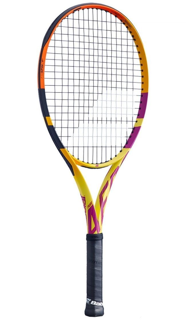 Теннисная ракетка детская Babolat Pure Aero Rafa Jr (26