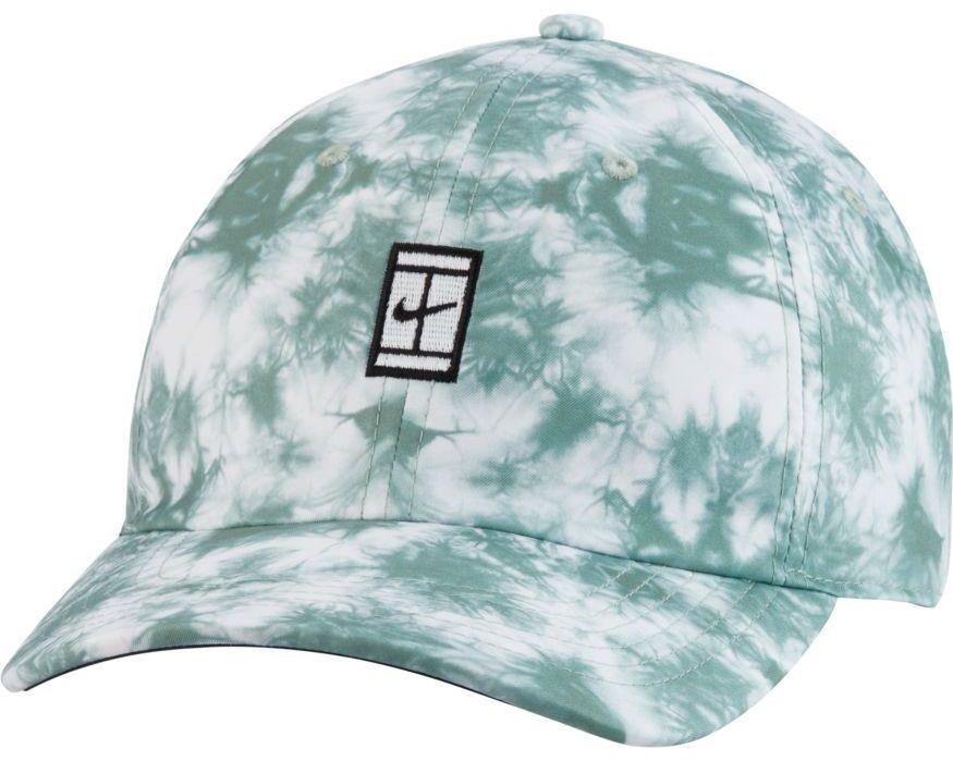 Теннисная кепка Nike Heritage 86 Cap Court Logo Seasonal white/steam