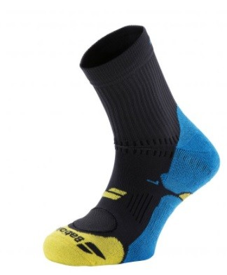 Babolat Pro 360 Sock Men 1-pack drive blue/yellow