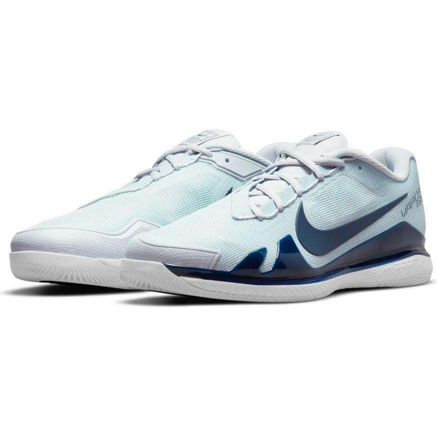Теннисные кроссовки мужские Nike Air Zoom Vapor Pro pure platinum/obsidian/white