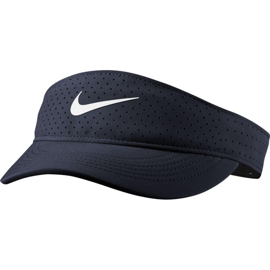 Козырек Nike Court Womens Advantage Visor obsidian/white