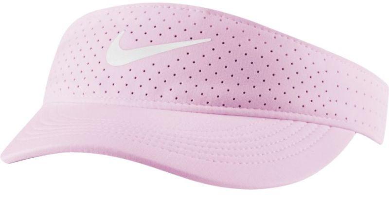 Козырек Nike Court Womens Advantage Visor regal pink