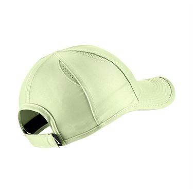 Кепка женская Nike Womens Featherlight Hat lime ice/black