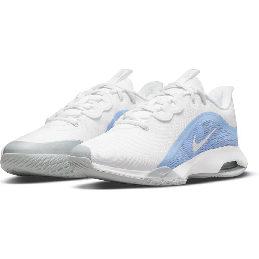 Теннисные кроссовки женские Nike Air Max Volley white/white/aluminum
