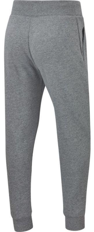 Штаны детские Nike Swoosh PE Pant carbon heather/white